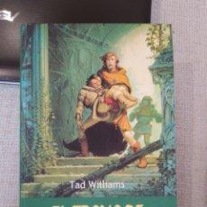 Libros de segunda mano: EL TRONO DE HUESOS DE DRAGÓN. TIMUN MAS. AÑORANZAS Y PESARES 1. TAD WILLIAMS. TIMUN MÁS. Lote 244973915
