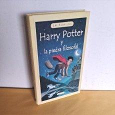 Libros de segunda mano: J.K.ROWLING - HARRY POTTER Y LA PIEDRA FILOSOFAL - EDICIONES EMECE 2000. Lote 245238170