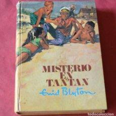 Libros de segunda mano: MISTERIO EN TANTAN - ENID BLYTON - EDITORIAL MOLINO. Lote 245947995