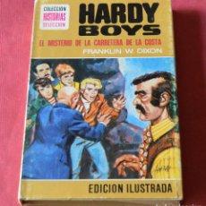 Libros de segunda mano: HARDY BOYS, EL MISTERIO DE LA CARRETERA DE LA COSTA - COLECCION HISTORIAS SELECCION - BRUGUERA. Lote 246139395