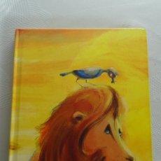 Libros de segunda mano: EL LEON JARDINERO, ELSA PUNSET. Lote 247484455