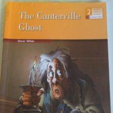 Libros de segunda mano: THE CANTERVILLE GHOST, BURLINGTON. Lote 247487115