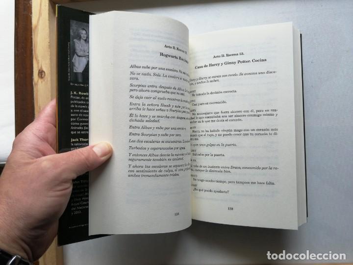 Libros de segunda mano: HARRY POTTER Y EL LEGADO MALDITO. J.K. ROWLING. - Foto 7 - 248095160