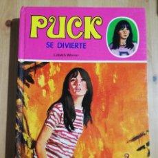Libros de segunda mano: PUCK SE DIVIERTE (LISBETH WERNER). Lote 249598330