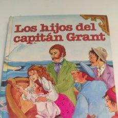 Libros de segunda mano: LOS HIJOS DEL CAPITÁN GRANT - JULIO VERNE - EDICIONES GAVIOTA 1984. Lote 250335070
