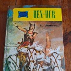 Libros de segunda mano: BEN HUR, L. WALLACE, EDICIONES TORAY. Lote 251190250