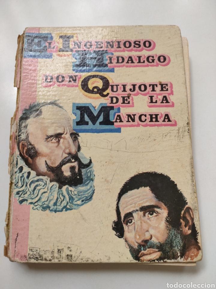 EL INGENIOSO HIDALGO DON QUIJOTE DE LA MANCHA. ADAPTACIÓN PARA NIÑOS (Libros de Segunda Mano - Literatura Infantil y Juvenil - Novela)
