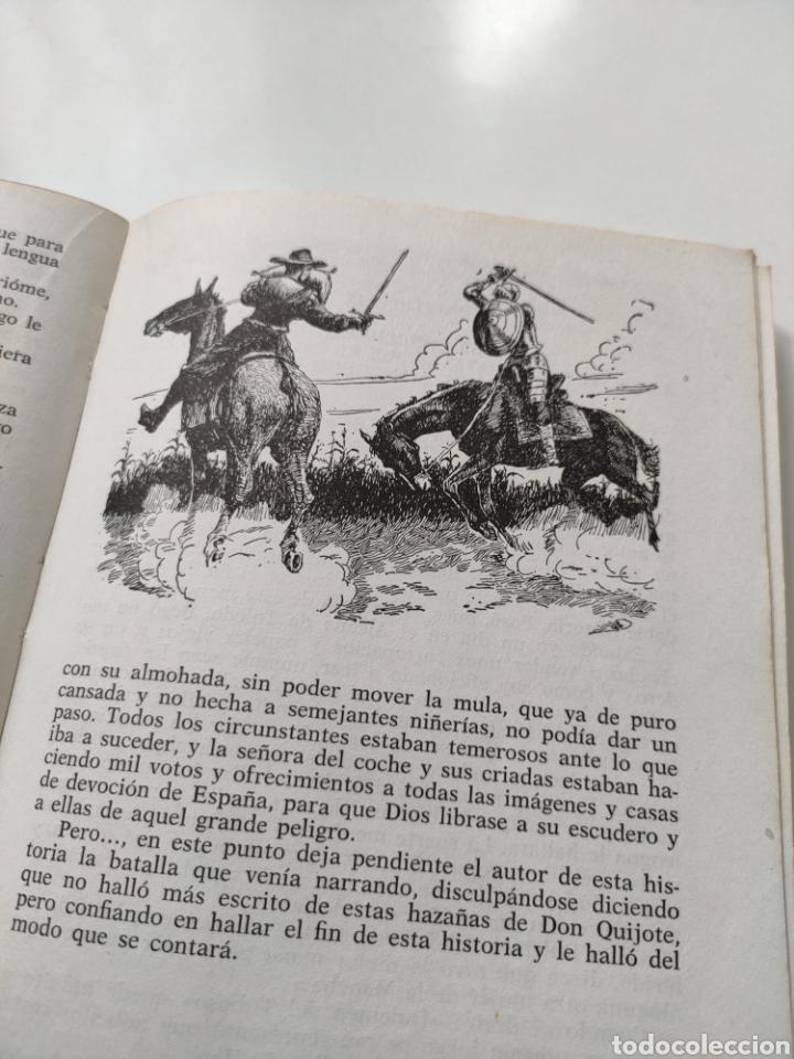 Libros de segunda mano: El ingenioso hidalgo don Quijote de la Mancha. Adaptación para niños - Foto 9 - 252457635