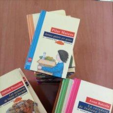 Libros de segunda mano: COLECCIÓN DE EL SUBMARINO NARANJA, 43 EJEMPLARES.. Lote 253348810