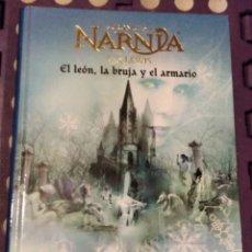 Libros de segunda mano: LAS CRÓNICAS DE NARNIA. EL LEÓN, LA BRUJA Y EL ARMARIO. CLIVE STAPLES LEWIS.. Lote 254113425