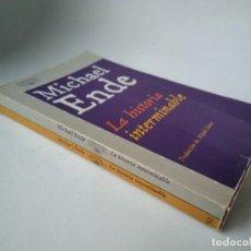 Libros de segunda mano: MICHAEL ENDE. LA HISTORIA INTERMINABLE (BITONO). Lote 254279620