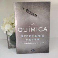 Libros de segunda mano: LA QUÍMICA DE STEPHENIE MEYER. Lote 255516375