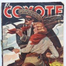 Libros de segunda mano: EL COYOTE. GALOPANDO CON LA MUERTE. J. MALLOQUI. Lote 255939770