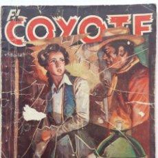 Libros de segunda mano: EL COYOTE. EL RESCATE DE GUADALUPE. J. MALLOQUI. Lote 255942485