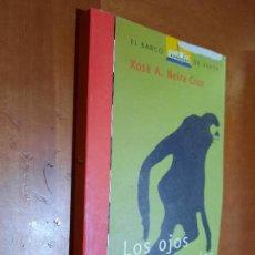 Libros de segunda mano: LOS OJOS SIN PÁRPADOS. XOSÉ A. NEIRA CRUZ. EL BARCO DE VAPOR. SM. RÚSTICA. BUEN ESTADO. Lote 257339675