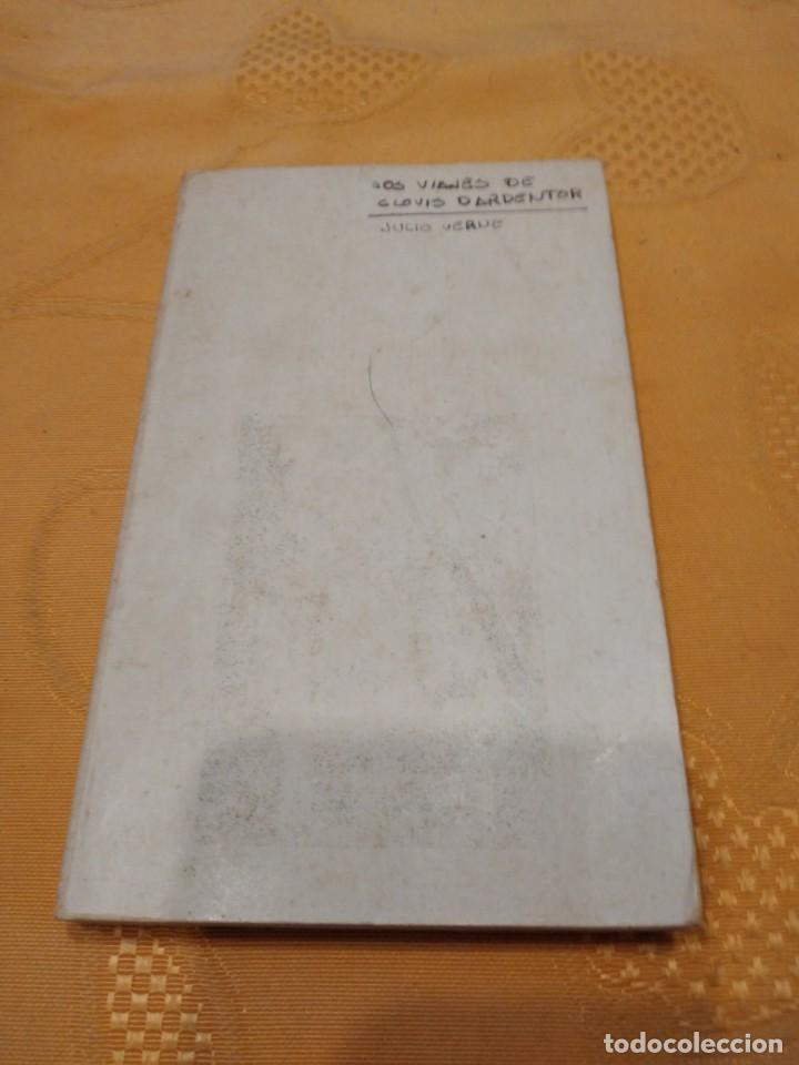 G-73 LIBRO LOS VIAJES DE CLOVIS DARDENTOR. JULIO VERNE. COLECCION MOBY DICK. (Libros de Segunda Mano - Literatura Infantil y Juvenil - Novela)
