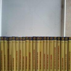 Libros de segunda mano: COLECCIÓN COMPLETA LOS CINCO, POR ENID BLYTON, EDITORIAL RBA, 2007. Lote 257344455
