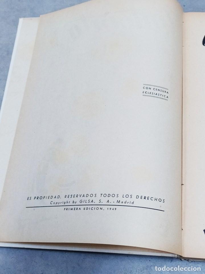 Libros de segunda mano: ANTOÑITA LA FANTÁSTICA Y SU TÍA CAROL - BORITA CASAS - ED.GILSA 1ª EDICIÓN 1949 - DIBUJOS ZARAGÜETA - Foto 3 - 257348920