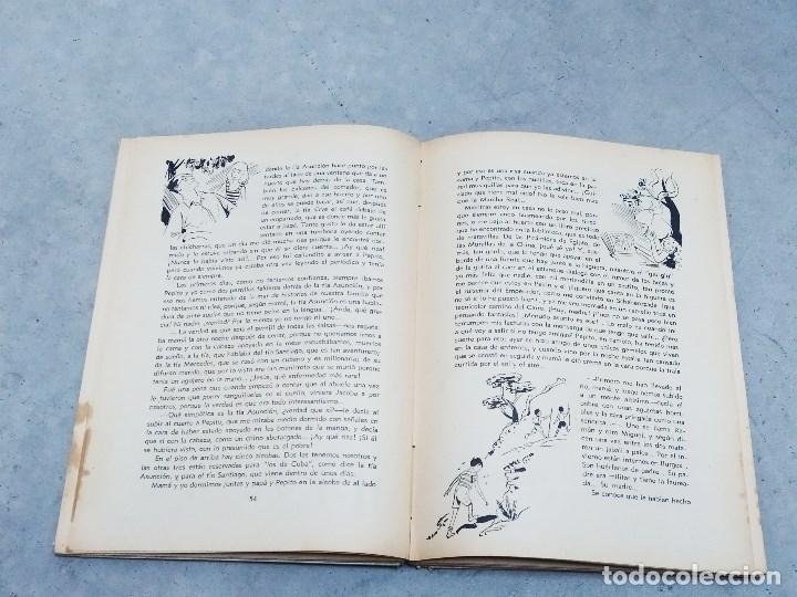 Libros de segunda mano: ANTOÑITA LA FANTÁSTICA Y SU TÍA CAROL - BORITA CASAS - ED.GILSA 1ª EDICIÓN 1949 - DIBUJOS ZARAGÜETA - Foto 5 - 257348920