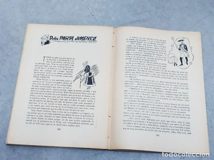 Libros de segunda mano: ANTOÑITA LA FANTÁSTICA Y SU TÍA CAROL - BORITA CASAS - ED.GILSA 1ª EDICIÓN 1949 - DIBUJOS ZARAGÜETA - Foto 6 - 257348920