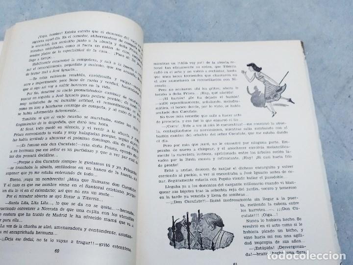 Libros de segunda mano: ANTOÑITA LA FANTÁSTICA Y TITERRIS - BORITA CASAS - ED.GILSA 1ª EDICIÓN 1950 - DIBUJOS ZARAGÜETA - Foto 4 - 257349360