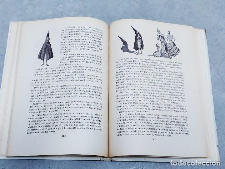 Libros de segunda mano: ANTOÑITA LA FANTÁSTICA Y TITERRIS - BORITA CASAS - ED.GILSA 1ª EDICIÓN 1950 - DIBUJOS ZARAGÜETA - Foto 5 - 257349360