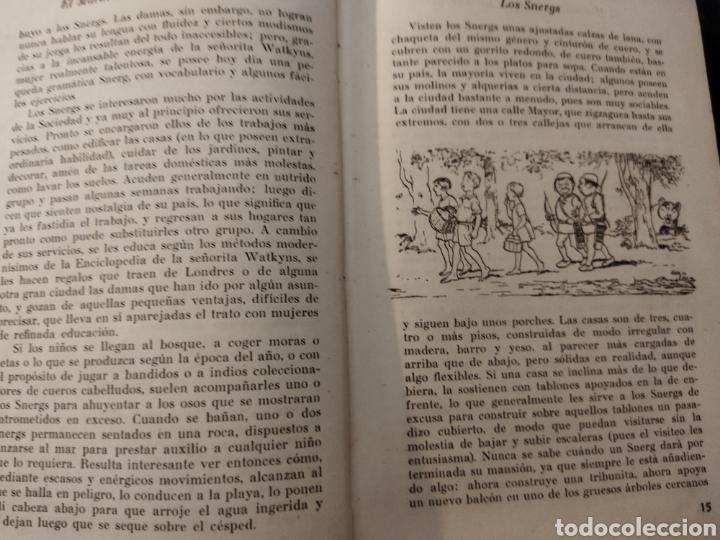 Libros de segunda mano: El Maravilloso País de los Snergs.1 edición 1942.E.A Wyke-Smith - Foto 4 - 257351200