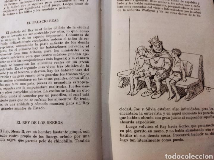 Libros de segunda mano: El Maravilloso País de los Snergs.1 edición 1942.E.A Wyke-Smith - Foto 5 - 257351200