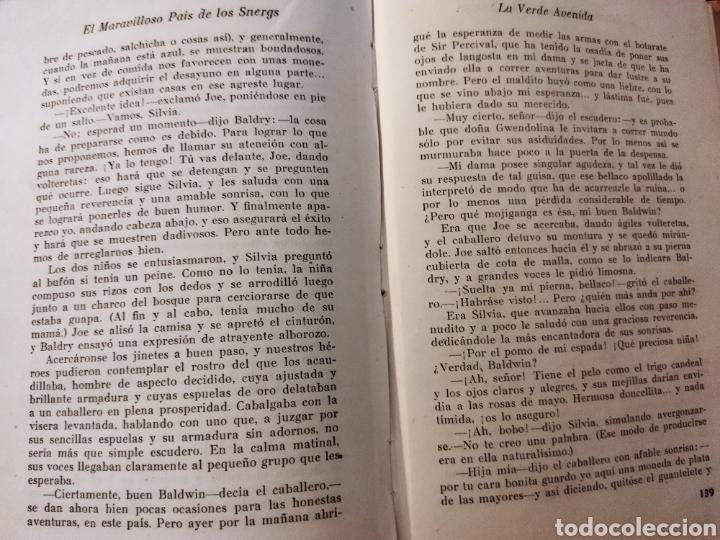 Libros de segunda mano: El Maravilloso País de los Snergs.1 edición 1942.E.A Wyke-Smith - Foto 7 - 257351200