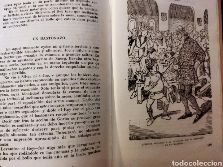 Libros de segunda mano: El Maravilloso País de los Snergs.1 edición 1942.E.A Wyke-Smith - Foto 10 - 257351200