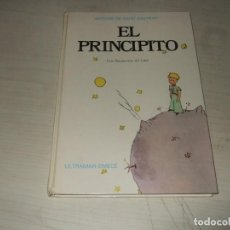 Libros de segunda mano: LIBRO EL PRINCIPITO - ULTRAMAR EMECÉ - TAPA DURA - SEGUNDA EDICIÓN 1976. Lote 257355075
