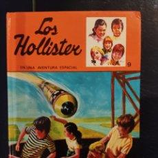 Libros de segunda mano: LOS HOLLISTER EN UNA AVENTURA ESPACIAL. JERRY WEST. EDITORIAL TORAY.1978. Lote 257718825