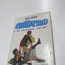 Libros de segunda mano: GUILLERMO Y LOS CANTANTES YE YE. Lote 260048175