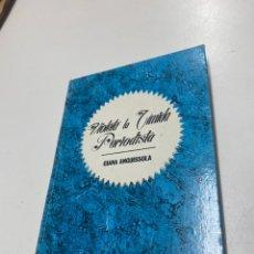Libros de segunda mano: VIOLETA LA TIMIDA PERIODISTA. Lote 260048545