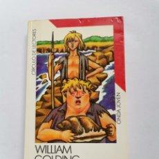 Libros de segunda mano: EL SEÑOR DE LAS MOSCAS WILLIAM GOLDING. Lote 261564690