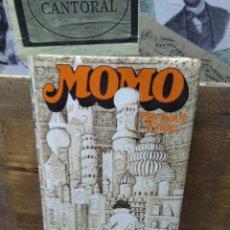 Libros de segunda mano: MOMO. ENDE. TAPA DURA. Lote 261583520