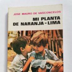 Libros de segunda mano: MI PLANTA DE NARANJA LIMA JOSÉ MAURO DE VASCONCELOS EDITORIAL EL ATENEO 1993. Lote 261583740
