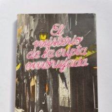 Libros de segunda mano: EL MISTERIO DE LA CRIPTA EMBRUJADA EDUARDO MENDOZA SEIX BARRAL 1979. Lote 261584125