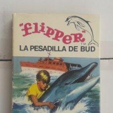 Libros de segunda mano: HÉROES SELECCIÓN FLIPPER Nº 1 LA PESADILLA DE BUD. BRUGUERA 1ª ED. 1971.. Lote 262301640
