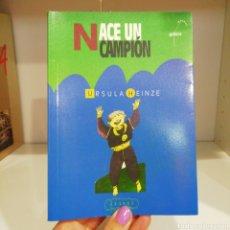 Libros de segunda mano: NACE UN CAMPIÓN.. Lote 262360420