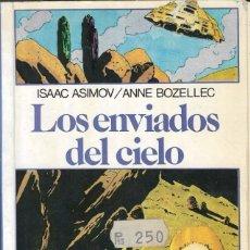 Libros de segunda mano: LOS ENVIADOS DEL CIELO - ISAAC ASIMOV - COLECCIÓN ALTEA MASCOTA Nº 13 ED. ALTEA, TAURUS, ALFAGUARA,. Lote 262373100