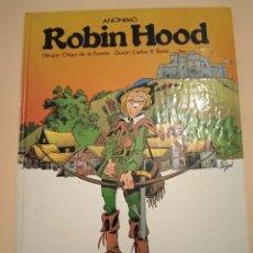 Libros de segunda mano: ROBIN HOOD. LAROUSSE ITACA. Lote 262443310