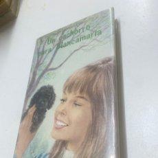 Libros de segunda mano: UN CACHORRO PARA BLANCAMARIA. Lote 262607880
