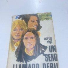 Libros de segunda mano: UN SEXO LLAMADO DEBIL. Lote 262608185