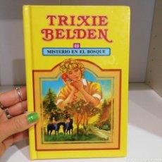 Libros de segunda mano: LIBRO MISTERIO EN EL BOSQUE. TRIXIE BELDEN.. Lote 262690445