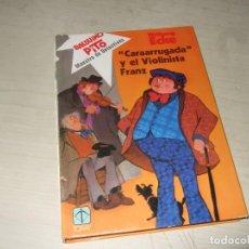 Libros de segunda mano: BALDUINO PITO MAESTRO DE DETECTIVES - EDICIONES TORAY - 1981. Lote 263074820