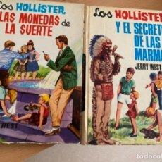 Libros de segunda mano: LIBROS COLECCIÓN LOS HOLLISTER. Lote 263115400
