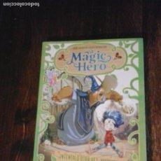 Libros de segunda mano: ¡INTENTALO OTRA VEZ, MARVIN!. SIR STEVE STEVENSON - MAGIC HERO. Lote 263159505