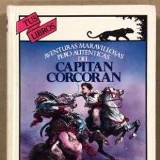 Libros de segunda mano: AVENTURAS MARAVILLOSAS PERO AUTÉNTICAS DEL CAPITÁN CORCORAN. ALFRED ASSOLLANT. ANAYA 1991 (1ª ED.). Lote 264067720