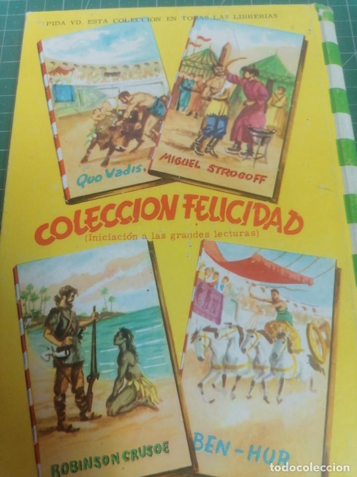 Libros de segunda mano: Cristóbal Colón. Editorial felicidad. N. 1 - Foto 2 - 265215454